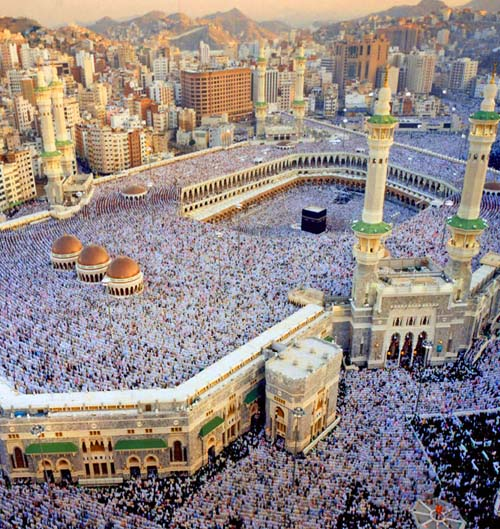 Hajj Package 20 Days