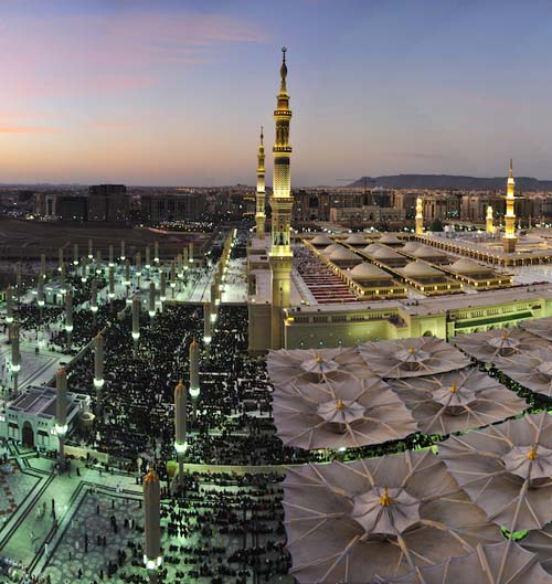Luxury Umrah Group Package 15 Days